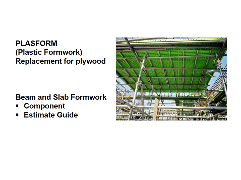 REPLACEMENT FOR PHENOLIC BOARD OR PLYWOOD